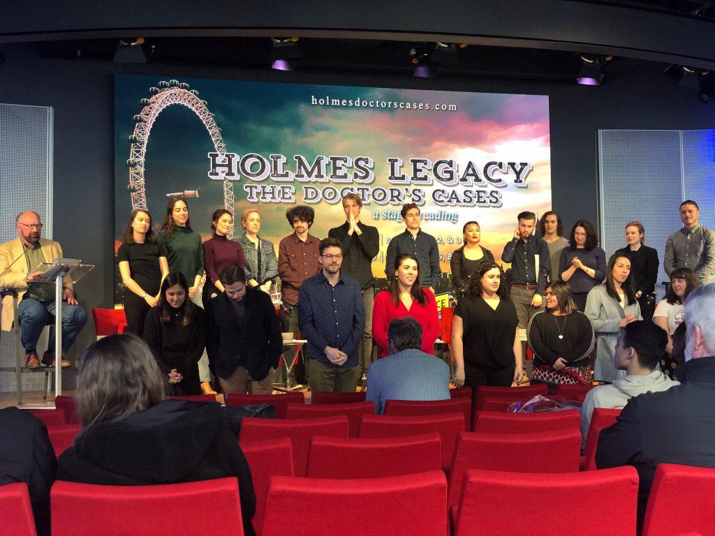 Holmes Legacy